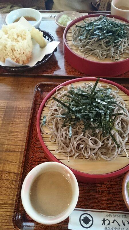 秩父_蕎麦